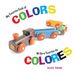 Mi Libro Favorito de Colores - Board Book