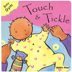 Touch & Tickle - Board Book