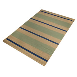 Harwood Stripe Carpet with Pad