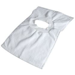 Deluxe Terry Pullover Bibs (set of 10)