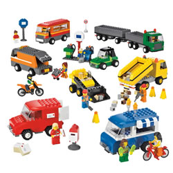 LEGO® Vehicles Set