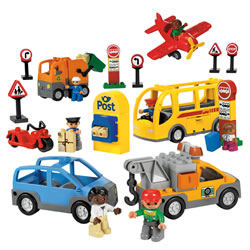 DUPLO® Vehicles Set