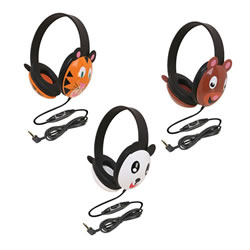 Animal Themed Headphones