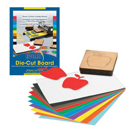 Fadeless Die-Cut Board Assorted