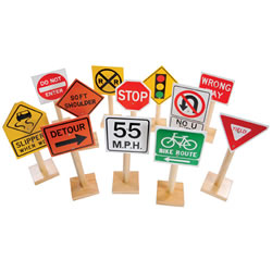 Deluxe International Traffic Signs