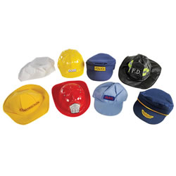 Community Helper Hat Collection