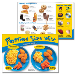 Portion Size Wise Tablet (50 sheets)