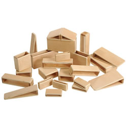 Mini Hollow Blocks (24 pieces)