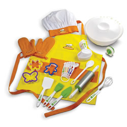 Real Life Beginner's Cooking Set