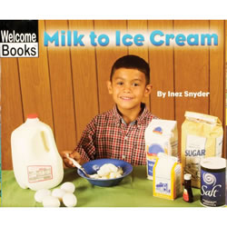Milk to Ice Cream - Paperback