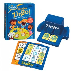 Bilingual Zingo (English/Spanish)
