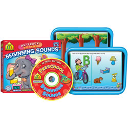 On-Track Beginning Sounds Software
