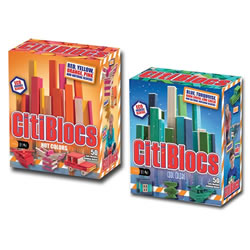CitiBlocs Wooden Building Blocks