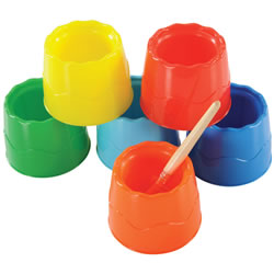 Water Pots (Set of 6)