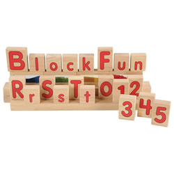 Literacy Building Blocks