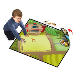 Farm Large Playmat (2-Sided)