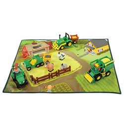 Fun Farm with Playmat