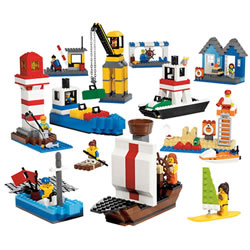 LEGO® Harbor Set