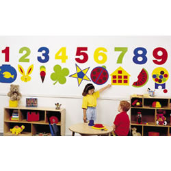 Number Sets:Complete Set 1-9