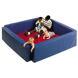 Infant Toddler Play Yard With Floor