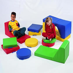 Square Floor Cushions