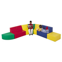 School Age Corner Seating