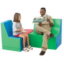 Bigger Age Seating (Set of 3)