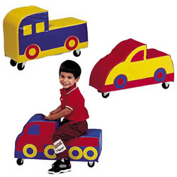 Soft Rider Rollarounds (Set of 3)