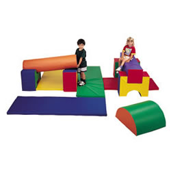 Jr. Gym Set (11 piece)