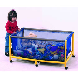 Mobile Equipment/Toy Box Rectangle