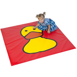 Lovable Duck Mat