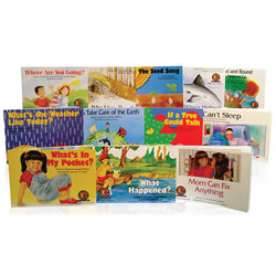 Learn to Read Level 2 - Science Variety Pack Grades K-1 (Levels B-F)