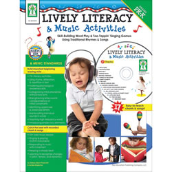 Lively Literacy & Music Activities