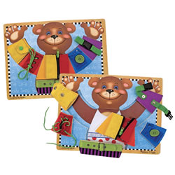 Basic Skills Board by Melissa & Doug