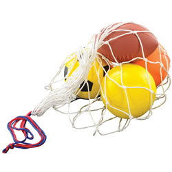 Coated High Density Foam Sports Balls