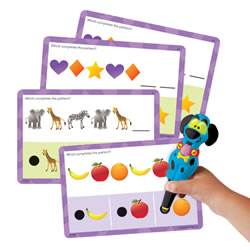 Hot Dots® Jr. Patterns and Sequencing Cards