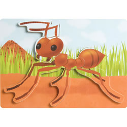 Parts of an Ant Puzzle