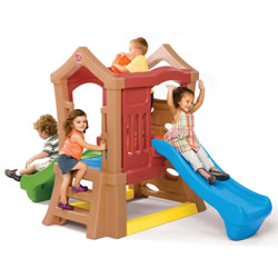 Play Up Double Slide Climber by Step 2