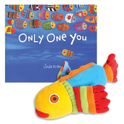 Only One You Book and Puppet Set