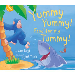 Yummy Yummy! Food for my Tummy! - Paperback