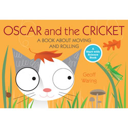 Oscar and the Cricket - Paperback