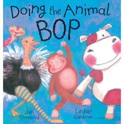 Doing the Animal Bop - Paperback & CD