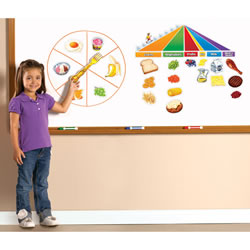 SpinZone™ Magnetic Whiteboard Games - Nutrition