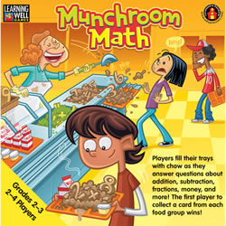 Munchroom Math - Grades 2-3