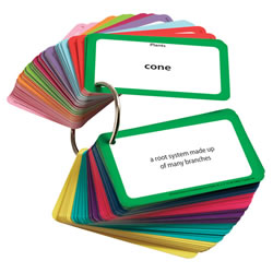 Science Vocabulary in a Flash™ - Flash Cards - Grades 1-2