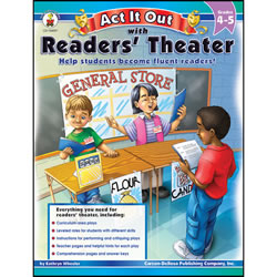 Act It Out Wtih Readers' Theater - Grade 4 - 5