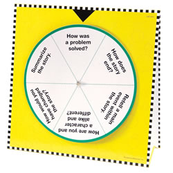 Reading Comprehension Wheels