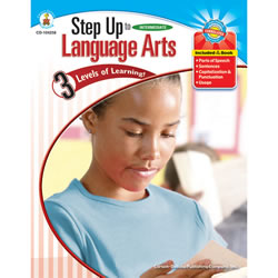 Step Up to Language Arts - Grades 3-5