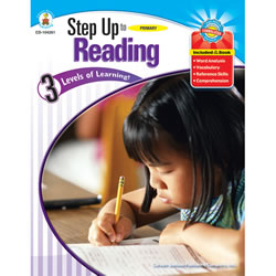 Step Up to Reading - Grades 1-3