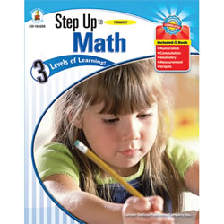 Step Up to Math - Grades 1-3